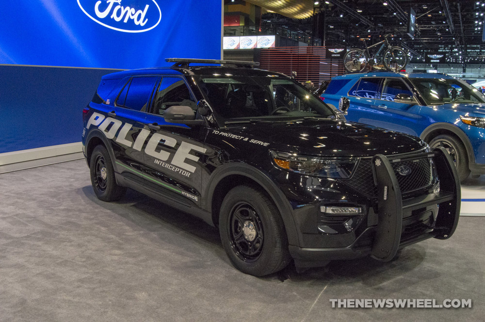 Ford Police Interceptor - Westland, MI