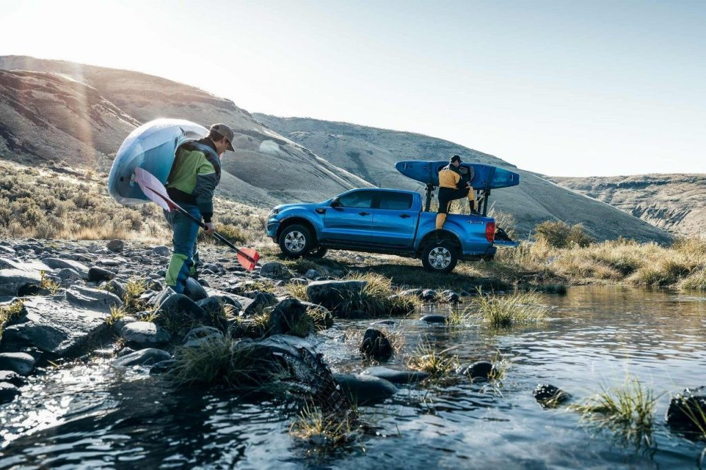 2019 Ford Ranger Boasts the Best-in-Class Performance