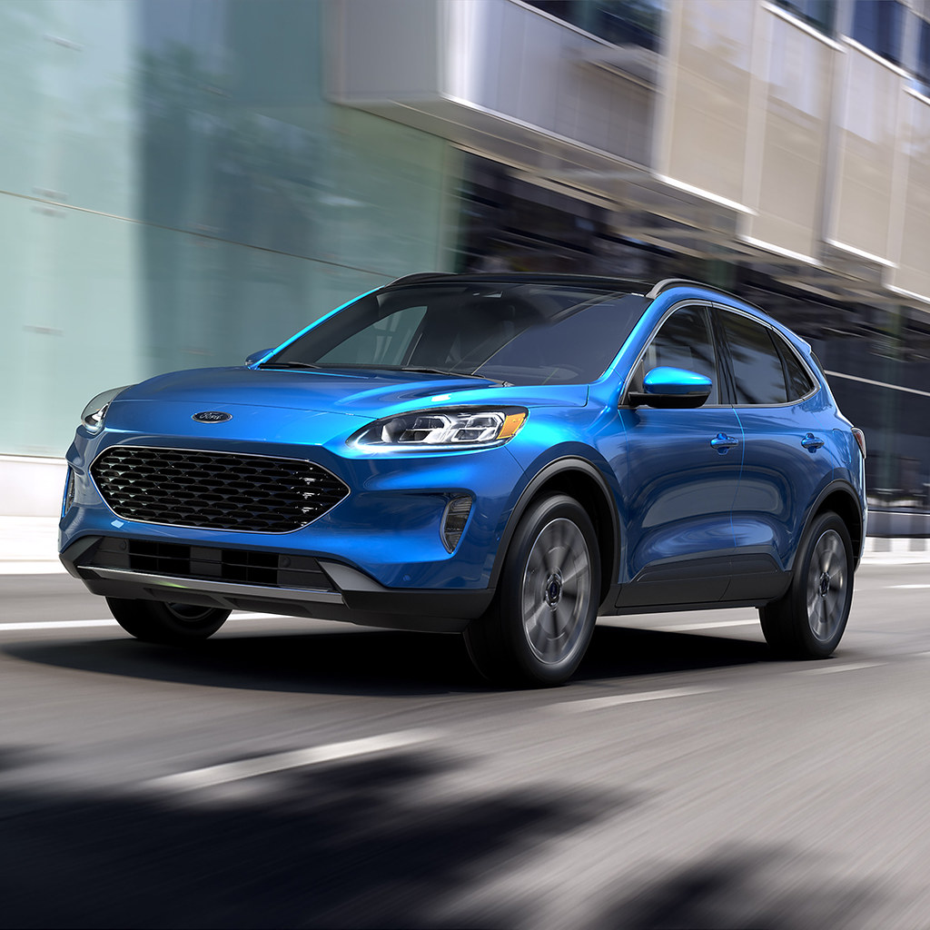 2020 Ford Escape Safety Features