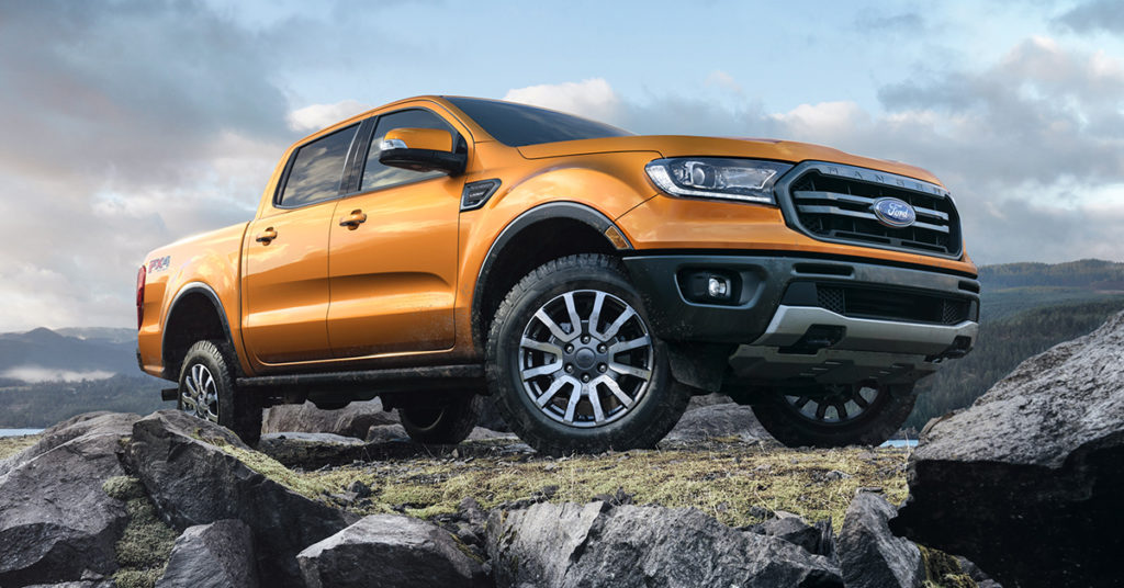 Ford Ranger Plug-in Hybrid