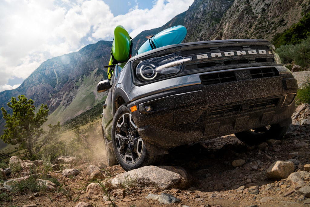 Best of What's New | 2021 Ford Bronco in Westland, MI
